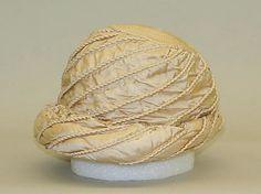 American silk turban1800-10