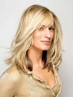 Two Tone Blonde Hair Color   Hair Coloring and Highlights   Salon du ...