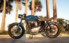Yamaha XS 650 - via BikeShed.cc