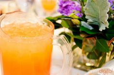 non-alcoholic drink ideas for LDS receptions
