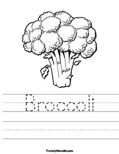 Great coloring/vocab/writing worksheets!