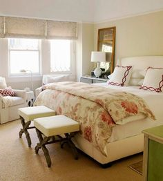 Beautiful Bedroom! Bright and inviting!!