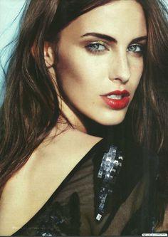 Jessica Lowndes.