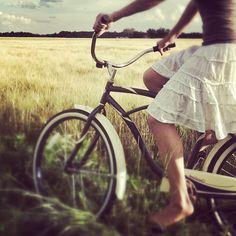 bike rides...