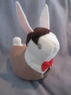 Eleventh Doctor Rabbit!