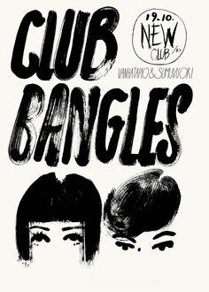Club Bangles by Linda Linko — Agent Pekka
