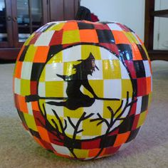 2027: Duct Tape Pumpkin