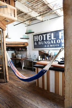 Indoor Hammock? Why Not?