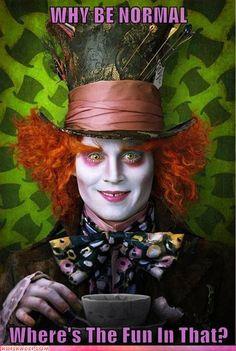 johnny depp, life motto, johnni depp, makeup, alice in wonderland, funny celebrities, quot, true stories, parti