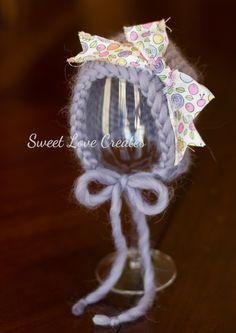 Lavender Bonnet