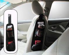 Car Seat Side Back Storage Pocket – $3