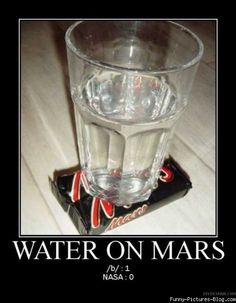 water, nerd jokes, laugh, mars, stuff, funni, doctor who, humor, thing