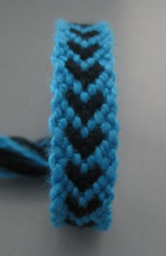 "Do It Yourself ""Hearts"" Friendship Bracelets Easy Tutorial  ❥ 4U // hf"