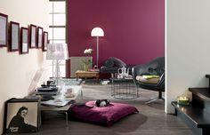 raumgestaltung mit wandfarben on pinterest shops. Black Bedroom Furniture Sets. Home Design Ideas