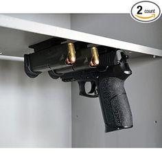 Multi-Mag: Magazine and Gun Mounting Magnet