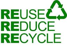#GoGreen #Reduce #Reuse #Recycle