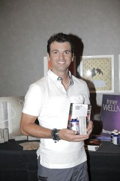 Tony Dovolani of ABC's Dancing With the Stars