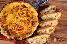 Clinton Kelly's Roasted Tomato Dip #TheChew