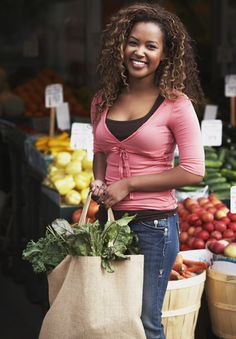 Clean Eating Tips From Experts. Beauty starts from the inside out ladies! Want that long, full head of curls, change your diet and you WILL see results. Fit, Brownie Recipes, Clean Eat, Weights, Weight Loss, Breakfast, Easi Weightloss, Dinners, Going Vegan