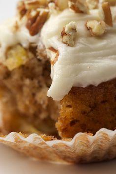 Hummingbird Cupcakes...yum!