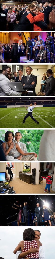 President Barack Obama's 2012: A Year in Photos - Barack Obama is my all-time favourite politician!