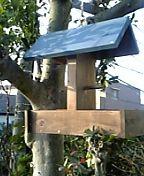 a bird house