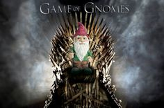 Game of GNOMES! (and other shows we wish existed)