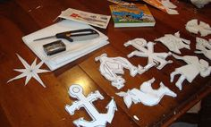 chrismon ornament, chrismon fanci, church idea, holiday craft