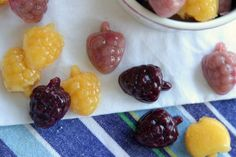 Homemade Fruit Snacks - Recipe from The Way to My Family's Heart