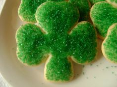 St. Patricks Cookies from www.cookiechic.etys.com