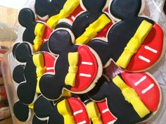 #mickey #mouse #cookies