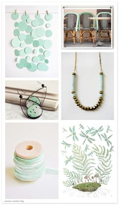 soft mint inspiration