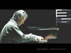 ▶ Ryuichi Sakamoto - A Flower Is Not A Flower - YouTube