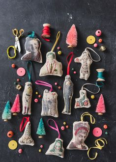 Family Photo Heirloom Ornaments - The House That Lars Built
