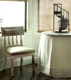 Trends We Love: Skirted Tables