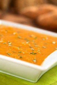 Sweet potato soup - healthy #lucyclothing, #fashion, #fall