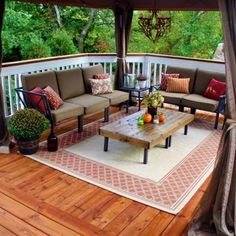 Awesome Deck #patio #deck