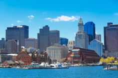 boston skylin, boston on a budget