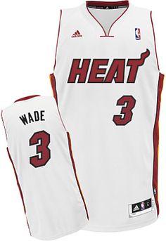 adidas Miami Heat Dwyane Wade Revolution 30 Swingman Home Jersey - Dick's Sporting Goods