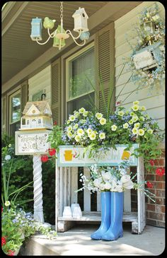 Cottage of the Month from the Old Painted cottage