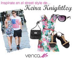 ¿Ya has fichado el look de @keiracknightley para las tardes de verano? #moda #venca #celebrities #cool
