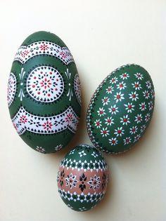 Sorbische Ostereier / Sorbian Easter Eggs pysanki egg, sorbian egg, decorativecolor egg, easter eggs