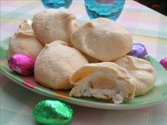 Resurrection Cookies - a tradition with the children