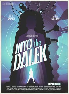 Doctor Who Poster: Into the Dalek - Series 8 Episode 2