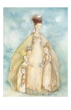 Bird Girls by Terri Windling