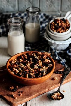 Coconut Raisin Granola | Pastry Affair