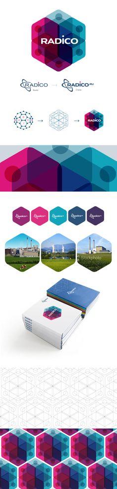 RADiCO identity | #stationary #corporate #design #corporatedesign #identity #branding #marketing < repinned by www.BlickeDeeler.de | Take a look at www.LogoGestaltung-Hamburg.de