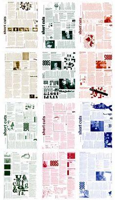 layout inspiration
