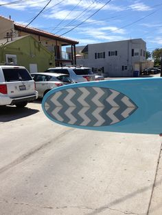Chevron / HARBOUR Surfboards