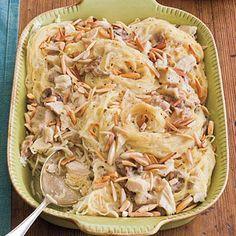 Make-Ahead Classic Chicken Tetrazzini #Recipe